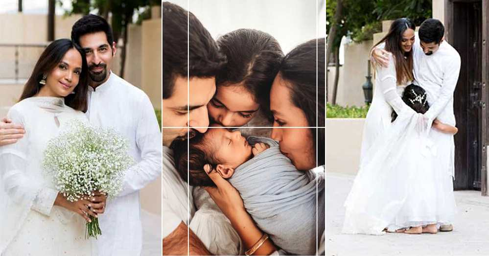 Aamina Sheikh Blessed With Baby Boy