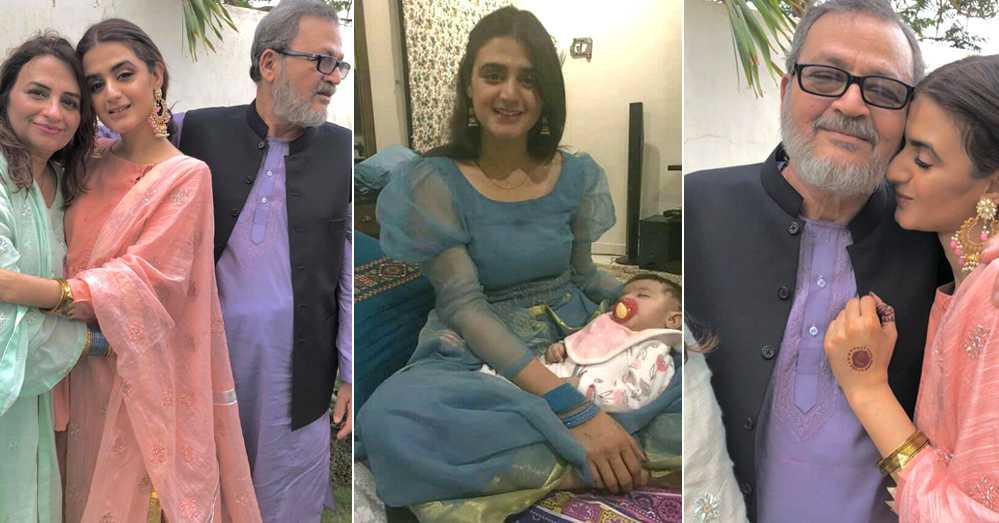 Actress Hira Mani Father Passed Away