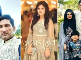 Cricketer Sohail Tanvir's Pictures With His Beautiful Wife