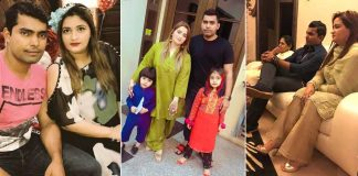 Cricketer Umar Akmal Latest Pictures With His Wife Amna