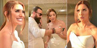 Mahira Khan Stuns At Beirut International Awards