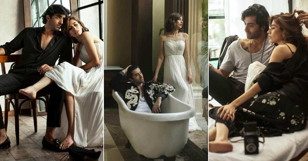 Syra Yousuf Looks Drop Dead Gorgeous In Latest Shoot