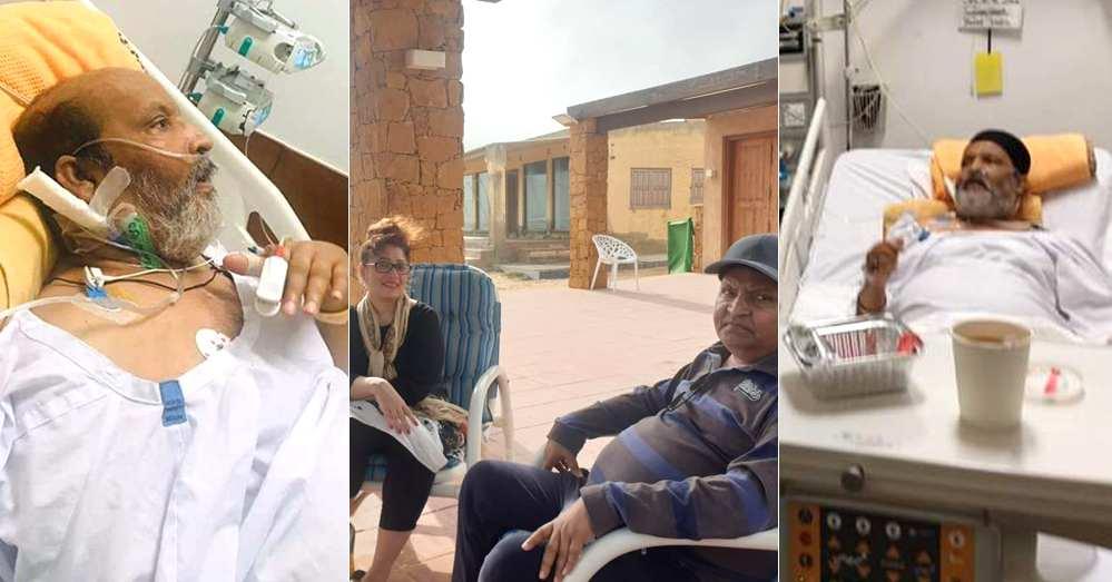 Umer Sharif is unwell, says wife Zareen Ghazal