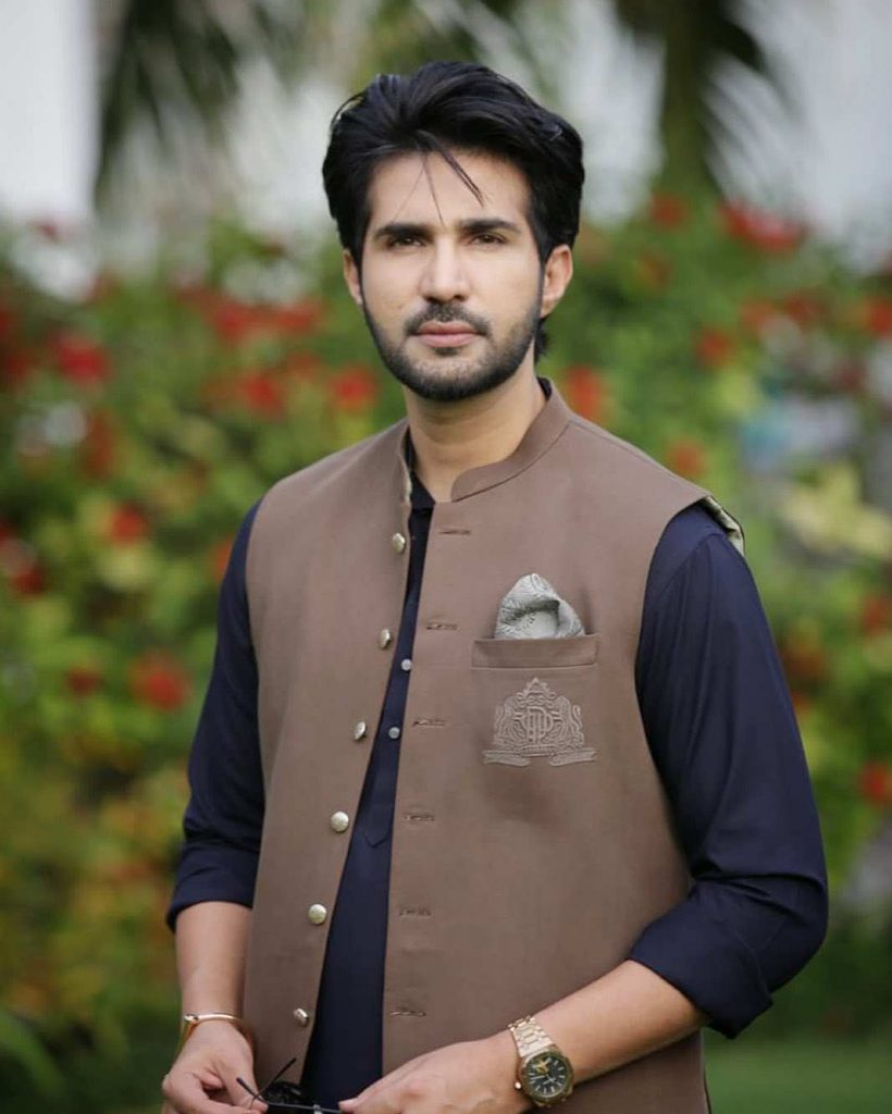 Adeel Chaudhry shares behind-the-scenes of his video for Sehar Khan