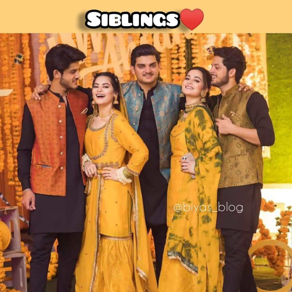 Aiman Khan Naughty And Friendly Pictures With Her Husband Muneeb Butt