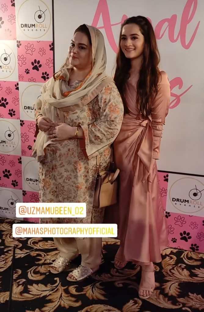 Aiman Muneeb Celebrates 2nd Birthday of Her Daughter Amal