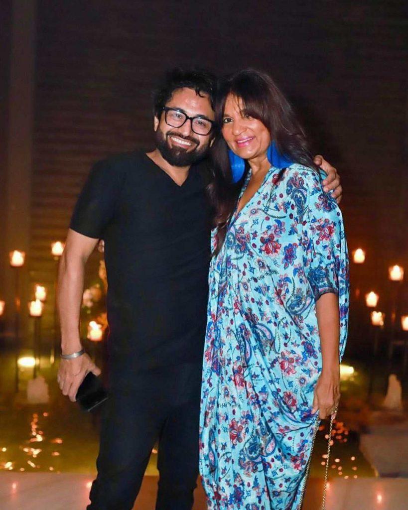 In Pics: Ayesha Omar Attends Asim Jofa's Birthday Party
