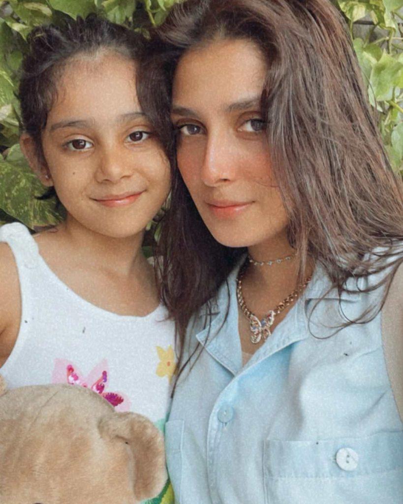 Actress Ayeza Khan Latest Beautiful Photoshoot