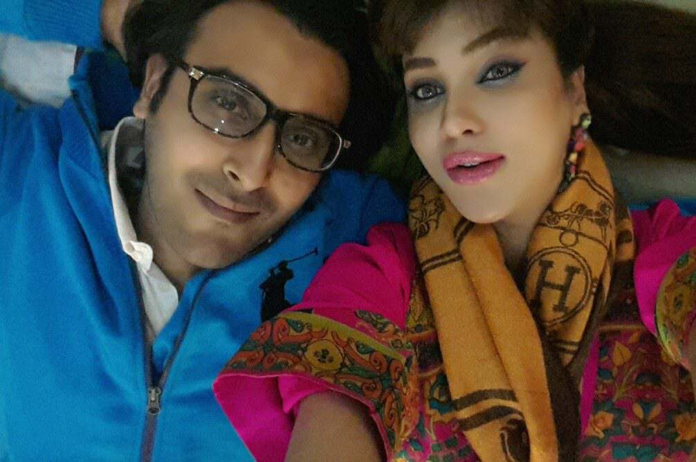 Fiza Ali With Her Husband – Unseen Pictures