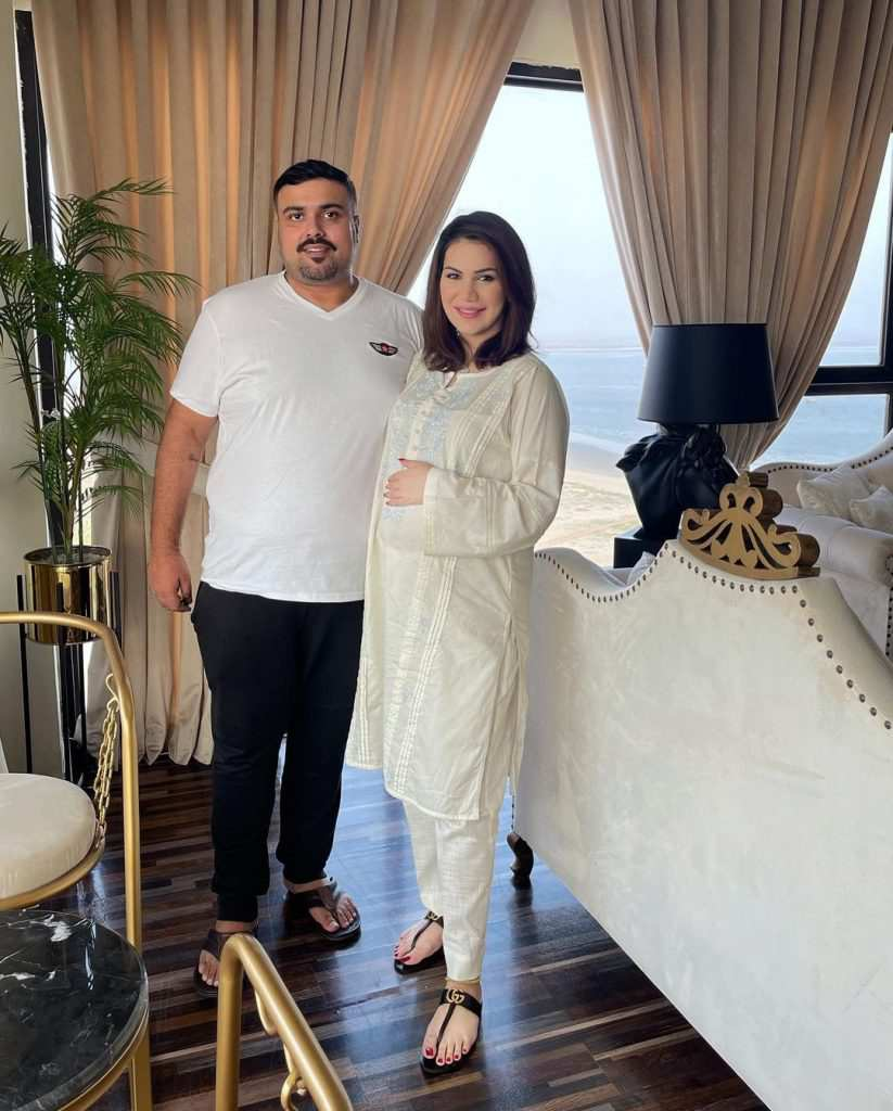 Ghana Ali And Umair Gulzar Are Expecting Their First Child
