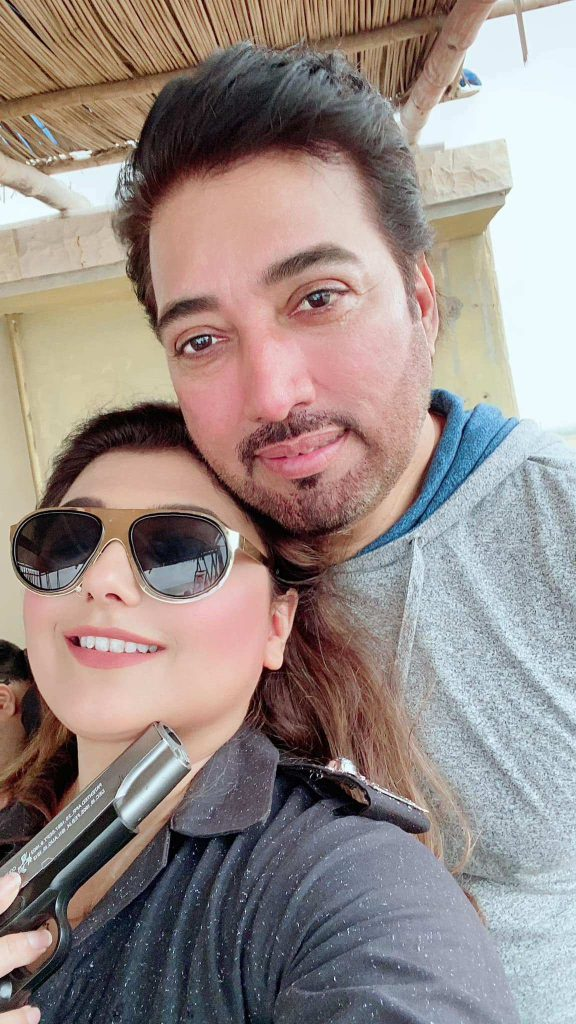 Javeria Saud and Javed Sheikh pair up for new serial