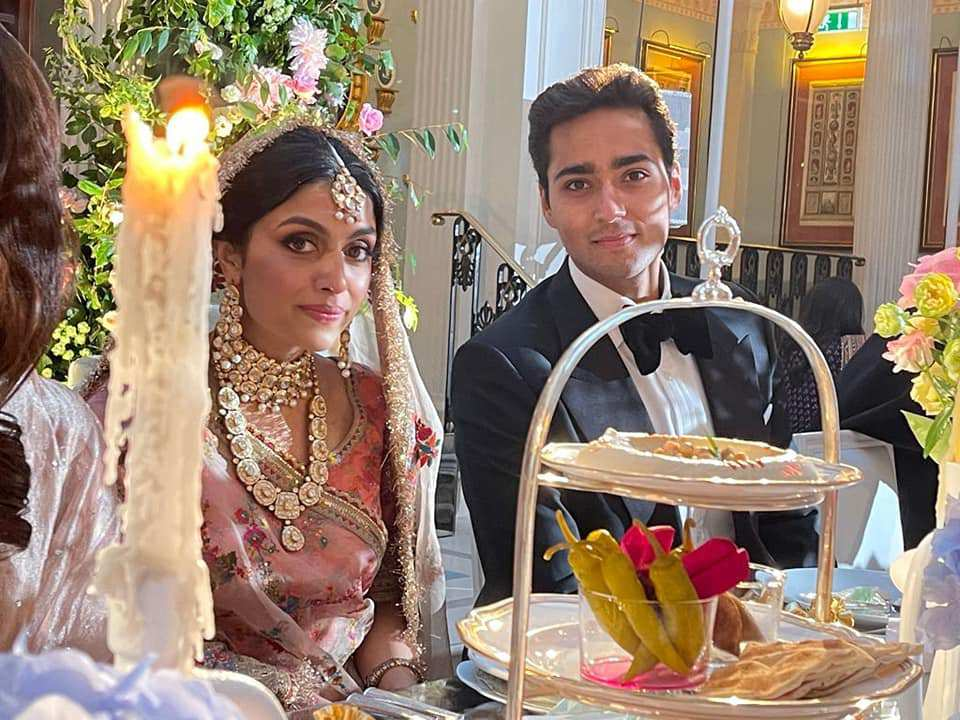 Ayesha Saif New Pictures With Husband