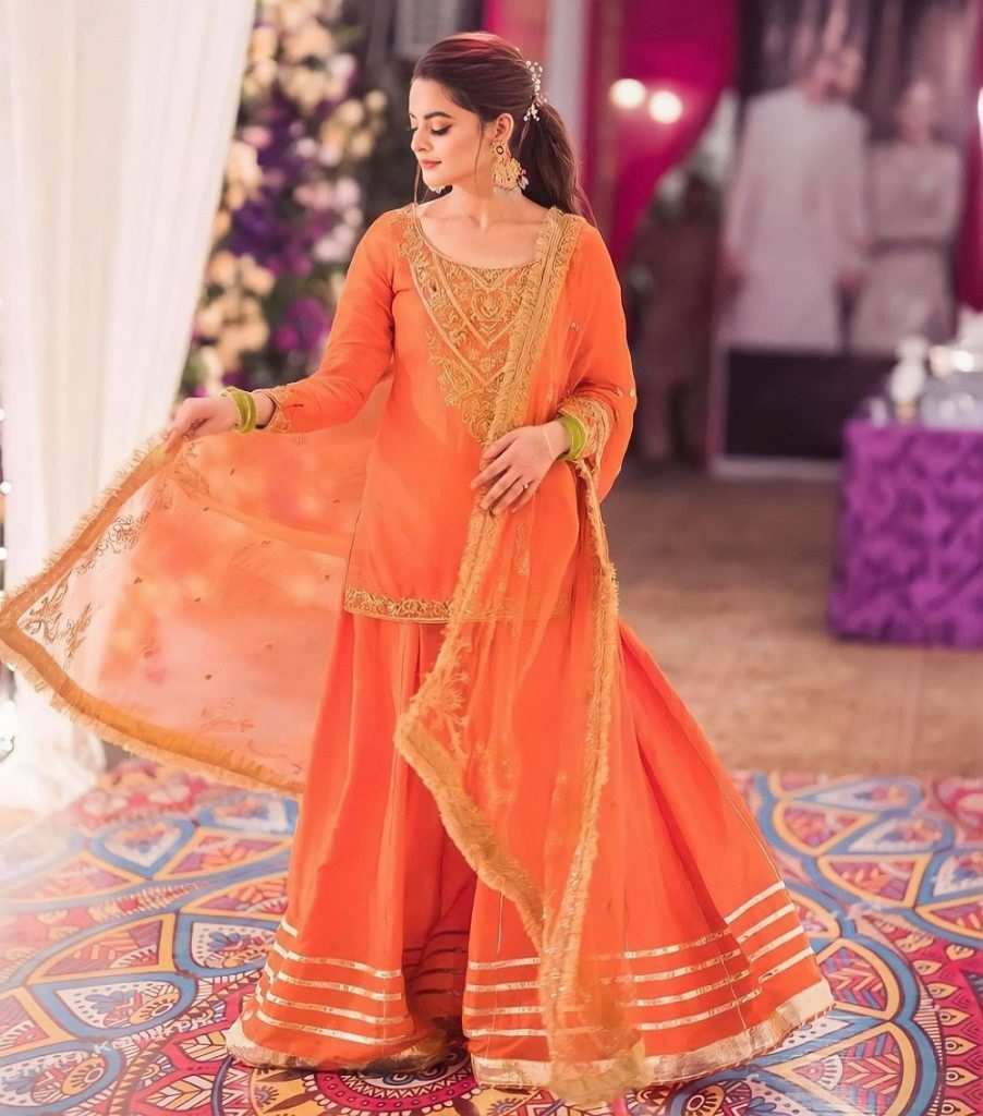 Price of Aiman Minal Dholki Dress, It's Not At All Expensive