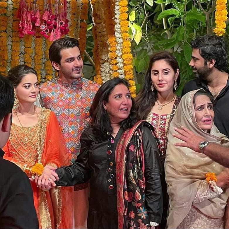 Minal Khan Wedding | Meet Her In-Laws