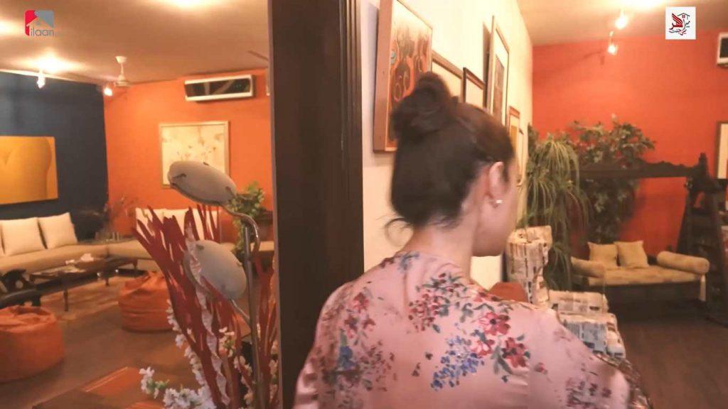 Nadia Hussain's Beautiful House Interiors