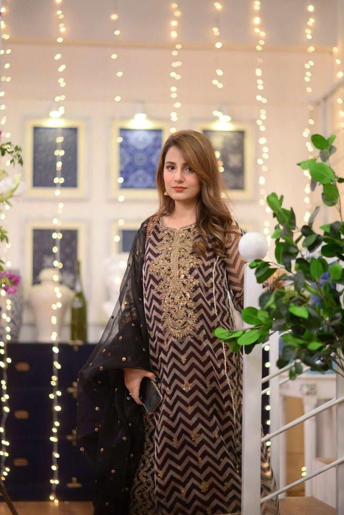 Dholki Pictures of Bilquis Sheikh Daughter In Nida Yasir Morning Show