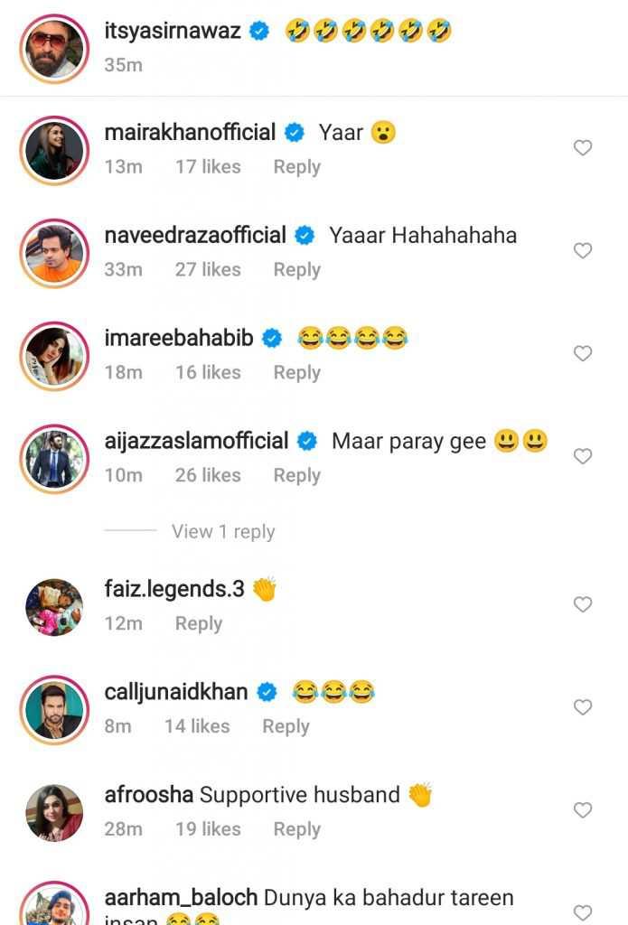 Nadaaniyaan Actor Yasir Nawaz Makes Fuuny Meme  On 'Formula Car'