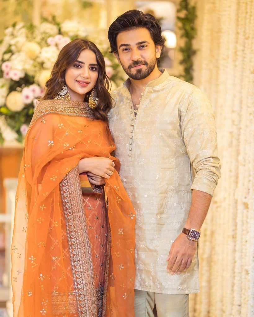 All the celebrities at Minal Khan & Ahsan Mohsin Ikram's wedding