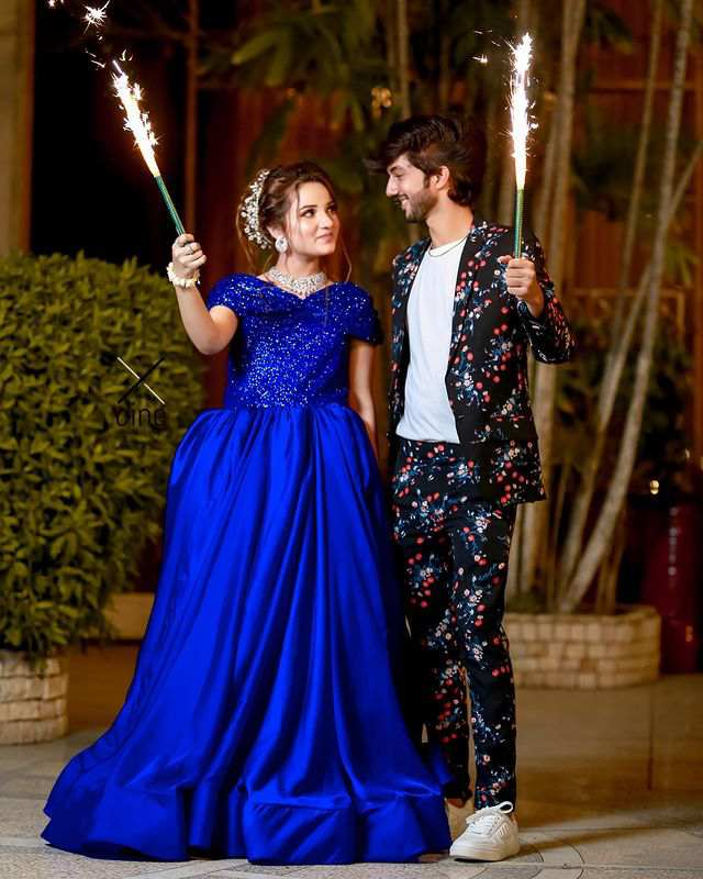 Rabeeca Khan celebrates her 21st birthday with her fiance