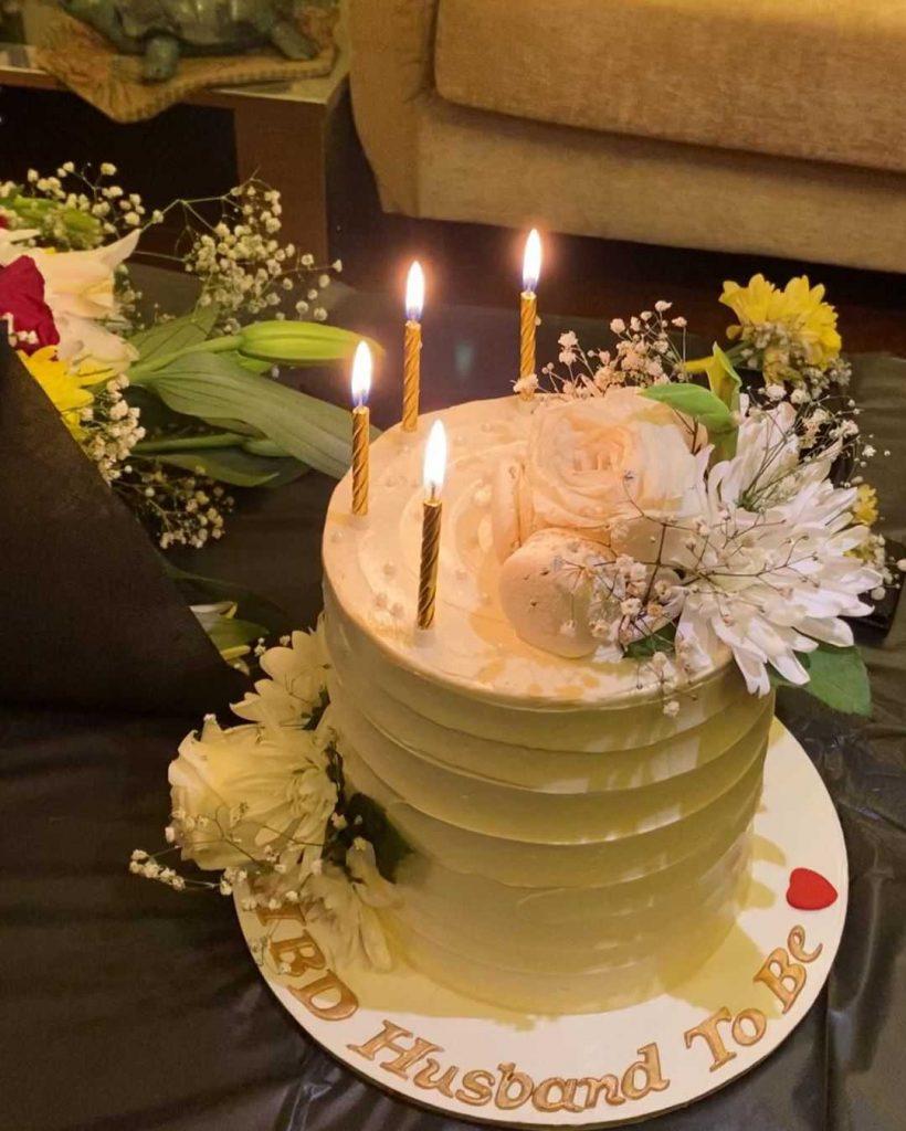 Beautiful Clicks of Saboor Ali Celebrates Her Innocent Husband Birthday