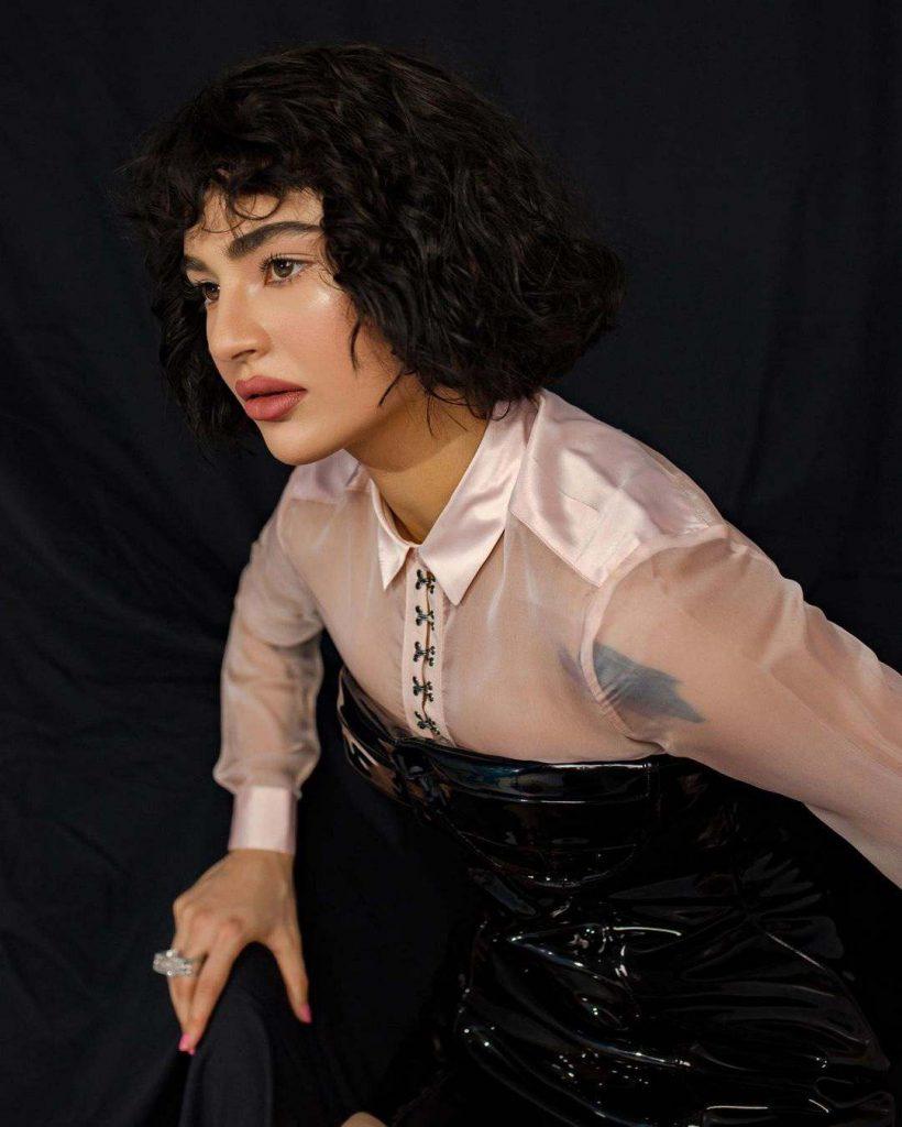 Actress Saheefa Jabbar Khattak Latest Beautiful Photoshoot