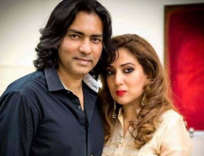 Sajjad Ali Beautiful Clicks With His Family