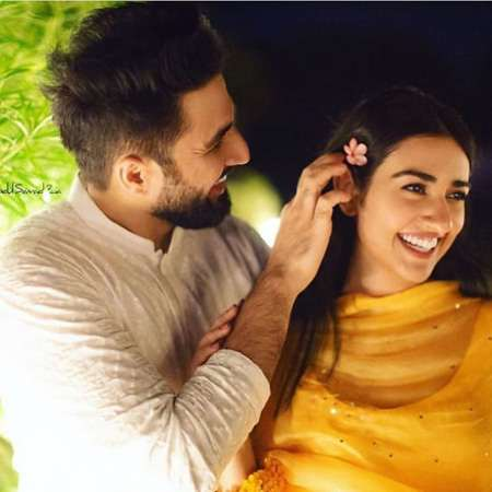 Sarah Khan Decorates Room for her Baby Girl