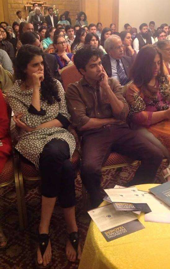 Latest Pictures of Shehzad Roy With His Wife