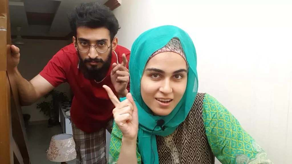 Hassam And Shomaila Parted Their Ways