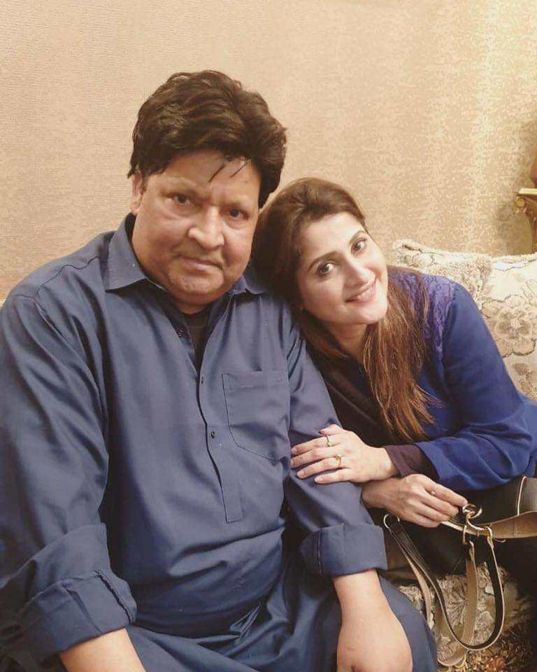 Umer Sharif Is Not Feeling Well - New Pictures