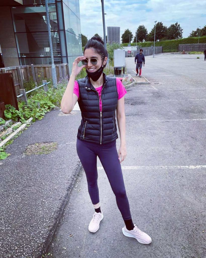 Zainab Abbas reveals she's pregnant with her first child