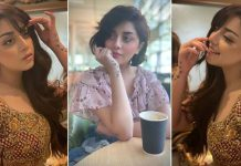 Alizeh Shah looks princess in new pictures