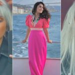 Ayeza Khan Gets Trolled for Changing Her Hair Color [Pictures]