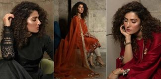 Ayeza Khan is Taking Internet By Storm With Her Mesmerising Look