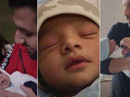 First look at Youtube star Zaid Ali's newborn son