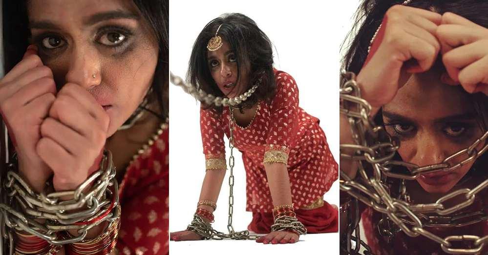 IN PICS Yasra Rizvi shares bitter reality of her society