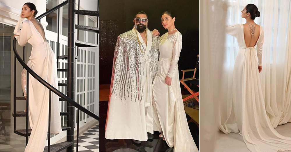 Images Mahira Khan dazzle at Lux Style Awards 2021