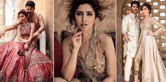 Mahira Khan and Fawad Khan look breathtaking in new photoshoot