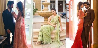 Maya Ali, Sheheryar Munawar Siddiqui share photos from their fairytale photoshoot