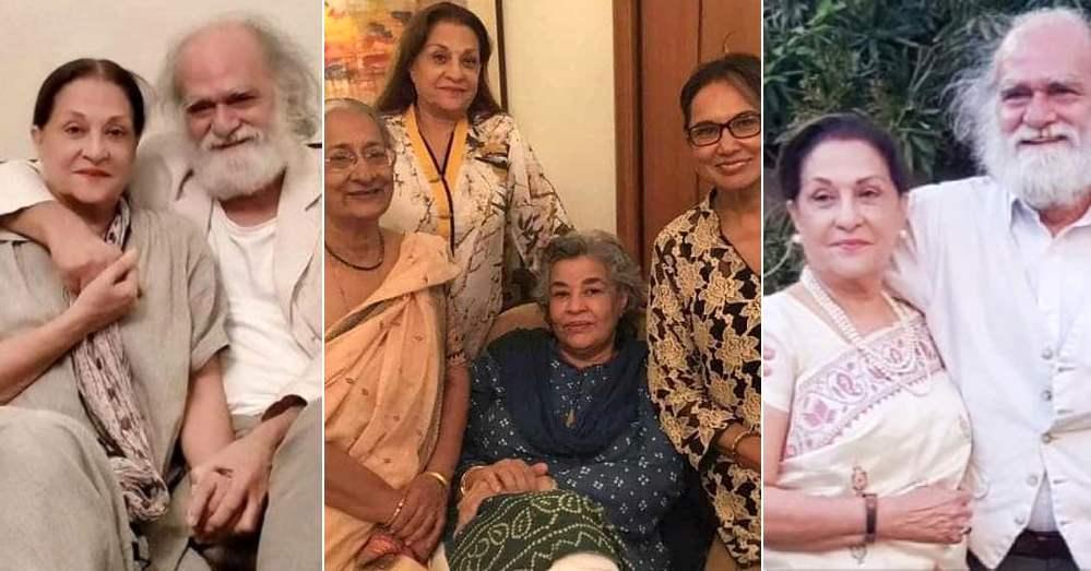 Meet Samina Ahmed's In-Laws And Manzar Sehbai Family