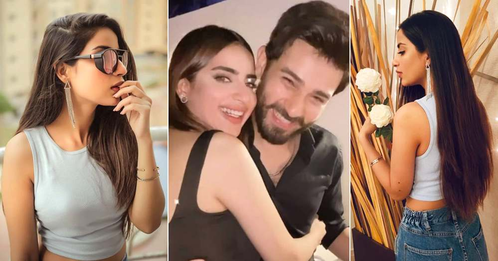 Saboor Ali opens up about her chemistry with Ali Ansari