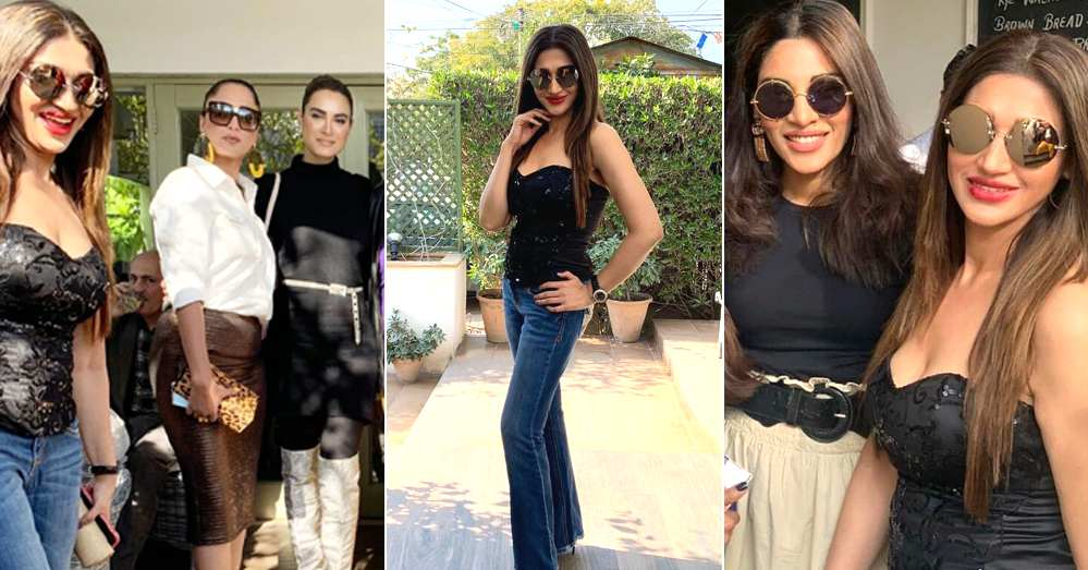 Sana Fakhar Hosts A Dinner Party For Close Friends