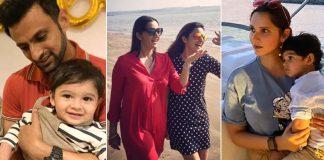 Sania Mirza and Shoaib Malik's Dubai vacation photos will brighten up your Sunday