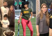 Sania Mirza saves Hafeez after he forgets wife's Nazia birthday