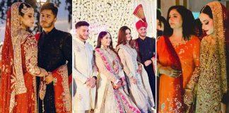 Shahveer Jafry and Ayesha Beig wedding photos