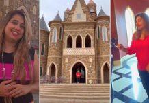 "Video: Javeria Saud gets to visit dream ""House""."