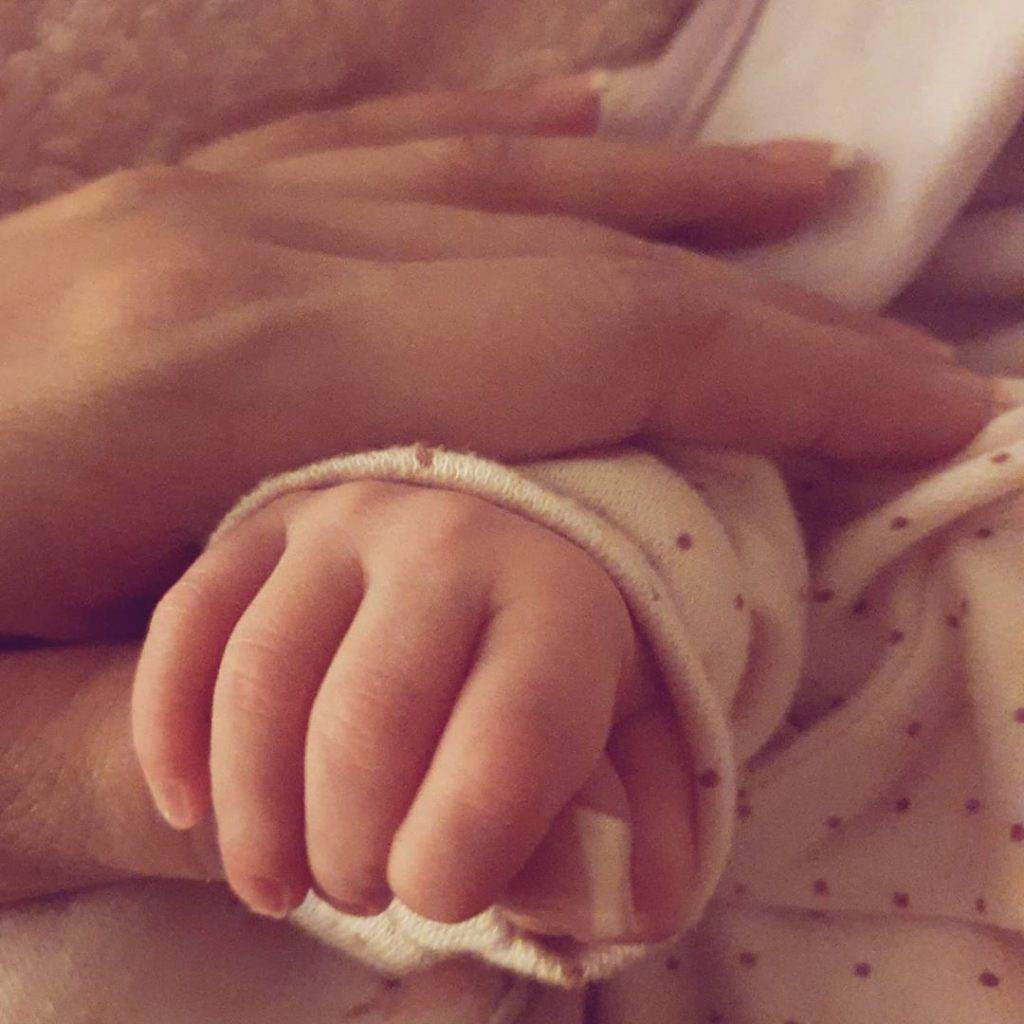Bakhtawar Mahmood Blessed With Baby Boy