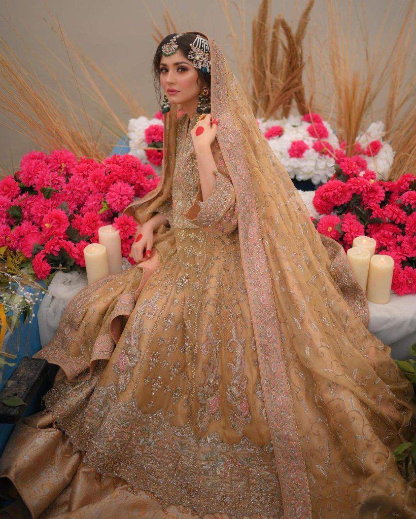 Dur-e-Fishan Saleem Bridal Shoots