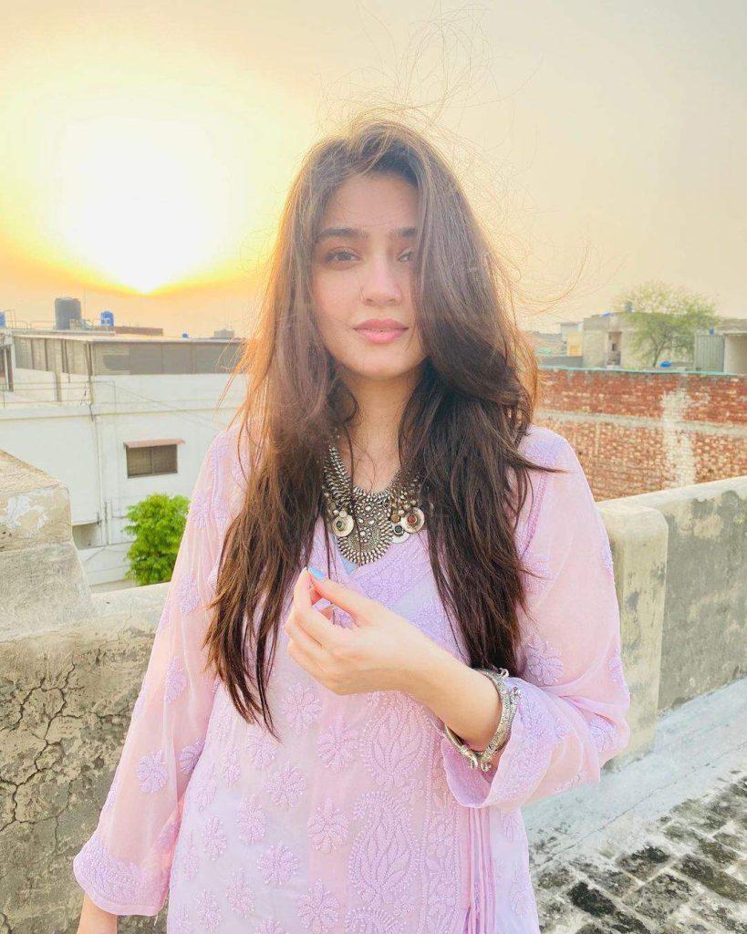 Dur-e-Fishan Saleem Career