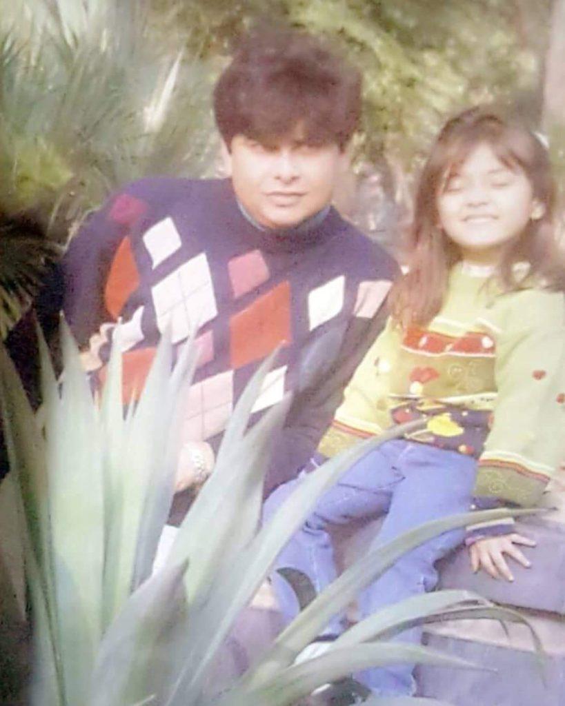 Dur-e-Fishan Saleem Family